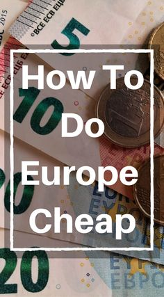 How to do Europe Cheap. After spending our summer traveling in Europe, between Lina and I, we have visited Europe during all of the seasons. The best time to visit Europe really depends on the season and your personal preference. Click to read the full travel blog post by the Divergent Travelers Adventure Travel Blog at http://www.divergenttravelers.com/best-time-to-visit-europe/