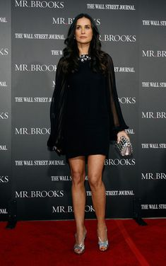"Demi Moore Photos: LA Premiere Of MGM's ""Mr. Brooks "" - Arrivals"
