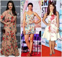 Celebrity Style,Priyanka Chopra,sonam kapoor,deepika padukone,bollywood,bipasha basu,anushka sharma,Kajol,fashion,Aishwarya rai bachchan,sridevi,dia mirza,parineeti chopra,huma qureshi,kareena kapoor khan