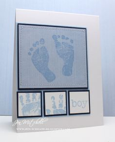 I Create: Freshly Made Sketches 23 - Baby Prints Stamp Set