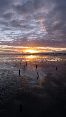 the-serentity-of-the-solway-firth #solway #firth #dumfries #galloway #sunset #beach #stakenets
