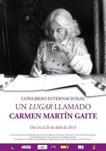 Conferencia: Leyendo a Teresa de Jesús a través de Carmen Martín Gaite
