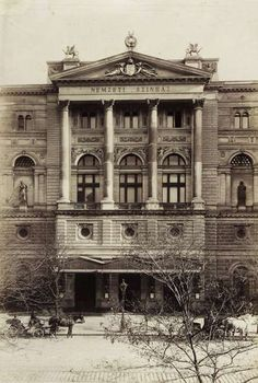Old Pictures, Old Photos, Vintage Architecture, Old Money, Budapest Hungary, Homeland, Historical Photos, Austria, The Past