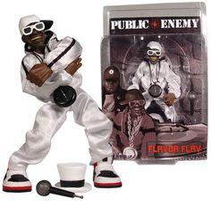 16 Coolest Rapper Action Figures And Hip-Hop Toys | Credit: Zoice.com