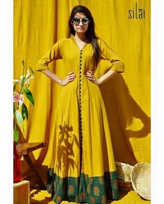 Find Online New Collection Of Salwar Suits For Women At Best Price In India From Indiarush. Salwar Suits With ✓ Free Delivery✦ ✓ Lowest Prices✦ Get Upto Off. Anarkali Dress, Pakistani Dresses, Indian Dresses, Indian Outfits, Long Anarkali, Indian Attire, Indian Wear, Kurta Designs, Blouse Designs