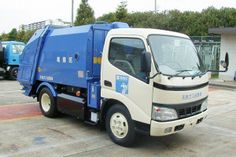 Garbage Truck, Keep It Cleaner, Trucks, Vehicles, Asian, Truck, Car, Vehicle, Tools