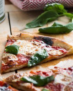 Homemade Pizza Margherita By Mario Batali #TastyStory