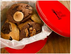 Ben's Cookies - Gourmet Cookies Delivered Across the UK
