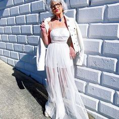 """How Gorgeous Does Our #NovaBabe, @baddiewinkle Look in FN!⠀ Search: """"Ethereal Maxi Dress""""⠀ ✨www.FashionNova.com✨⠀"""