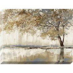 Neutral Trees Canvas Wall Art, x Tree Canvas, Wall Canvas, Canvas Art, Diy Canvas, Abstract Landscape, Landscape Paintings, Abstract Art, Tree Wall Art, Tree Art