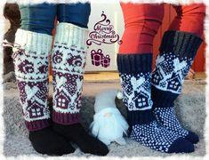 Keskeneneräinen | Kodin Kuvalehti Wool Socks, Knitting Socks, Leg Warmers, Legs, Crafts, Fashion, Knit Socks, Leg Warmers Outfit, Moda