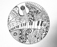 Musical Doodle   Flickr - Photo Sharing!