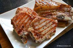 Cotlete de porc la tigaie gratar (2)