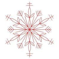 Ten quick-stitching snowflakes will look beautiful on your winter and holiday projects. Snowflake Embroidery, Paper Embroidery, Christmas Embroidery, Vintage Embroidery, Embroidery Stitches, Embroidery Patterns, Quilt Stitching, Machine Embroidery Designs, Snowflakes