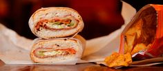 Find an affordable sandwich at Potbelly's Sandwich Shop