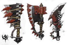 Choppa - Game: Warhammer Online