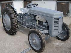 bj tractors vintage and classic tractor restorers and repairers Antique Tractors, Vintage Tractors, Small Tractors, Classic Tractor, Farm Tools, Ford Tractors, Old Farm, Dream Garage, Farming