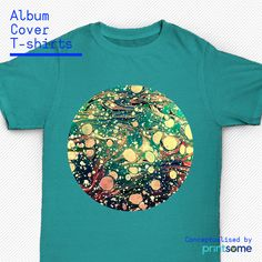 Ever wondered why some album cover art makes for a great t-shirt design? Check out these t-shirts for album covers you hadn't thought of. #albumcover #tshirt #design #clothing