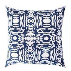 Almofada Azul 45x45 cm