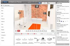 New easy online 3D bathroom planner lets you design yourself - The Interiors Addict