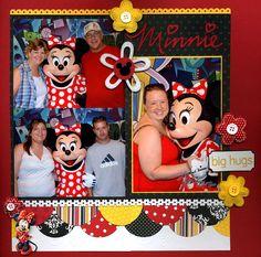 Minnie - Scrapbook.com