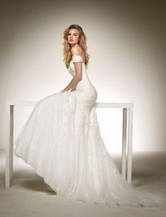 c046bd21fb4 15 Best 2017 Annasul Y. Bridal Collection - French Garden images ...