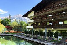 Hotel Christoph in Ellmau in Tirol. Familienurlaub in Österreich. Urlaub mit Kindern.