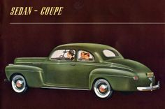 1941 Mercury Sedan-Coupe