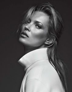 Kate Moss by Bryan Adams for Zoo Magazine Fall Winter 2013-2014 1