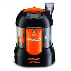 Vax Portable Carpet/ Upholstery Spot Washer VCW-02 - This machine is ideal for spot cleaning and sucking up spills. It's quick and easy to set up, use, and empty. The machine features an onboard wash tool and flexible hose which is great for stairs, upholstery, car interiors and high traffic areas. A very lightweight and portable machine.  http://www.janitorialdirect.co.uk/product/?pid=2759