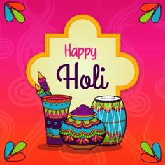 Free online Happy Holi ecards on Holi Wishes For Friends, Friends In Love, 123 Cards, Happy Holi Quotes, Holi Festival Of Colours, Holi Wishes, Color Of Life, Funny Cards, Name Cards