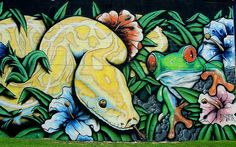 Pet Shop mural Exotic Pet Shop mural by Gotta_Run Austin,TxExotic Pet Shop mural by Gotta_Run Austin,Tx Pet Shop, Austin Murals, Shops, Austin Tx, Exotic Pets, Animal Drawings, Snakes, Drawing Ideas, Artist