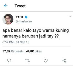 Read taeil from the story nct talk by un-pretty (nul) with reads. Quotes Lucu, Jokes Quotes, Funny Quotes, Tweet Quotes, Mood Quotes, Daily Quotes, Funny Tweets Twitter, Twitter Quotes, Funny Kpop Memes