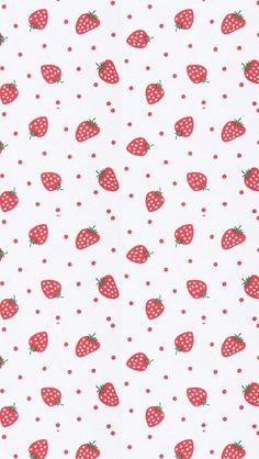 いちご柄 iPhone壁紙 Wallpaper Backgrounds and Plus Strawberry Pattern Et Wallpaper, Wallpaper Fofos, Wallpaper For Your Phone, Cellphone Wallpaper, Pattern Wallpaper, Cute Backgrounds, Cute Wallpapers, Wallpaper Backgrounds, Iphone Backgrounds