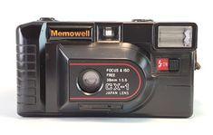 As Minhas Câmaras: Memowell CX-1