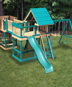 Look what I found on #zulily! Congo Monkey Swing Beam Play Set by KidWise #zulilyfinds