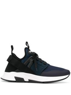 Tom Ford Jago low-top Panelled Sneakers - Farfetch