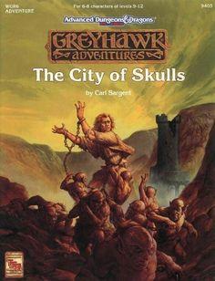 WGR6 City of Skulls