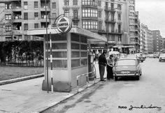 Antigua gasolinera de la calle Calixto Díez.1978 Street View, News, Heart, Tug Boats, Lost City, Hearts