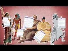A Short History of the Modern Calendar - A Youtube Link - Look for more from this guy