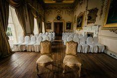 Civil ceremony room at Carton House by www. Ireland Wedding, Top Wedding Photographers, Civil Wedding, Civil Ceremony, Wedding Memorial, Wedding Photography, Room, House, Home Decor
