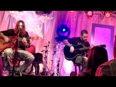 Seether - The Gift (Live) / If there is a song that reminds me of what I felt like the first time that I encountered God, this is it.