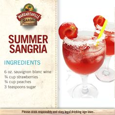 Like if you're happy that August is just about over and think that calls for some sweet summer sangria.  #Drinks #DeliciousRecipes #MustTry http://www.fijipartyguide.com/#/8/recipe/summer-sangria    Cheers to September!