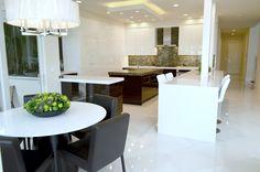 Romantic Evening, Living Styles, Floor Decor, Stone Tiles, Travertine, Flooring, Live, Kitchen, Table
