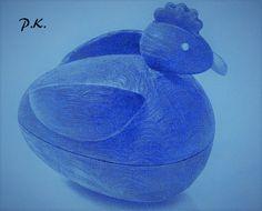 Keiner zu klein,köstlich zu sein !: Aus Eierformen , einfach herzustellen , aus Schok... Form, Eggs, Simple