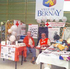 """""""Forum des associations"""" 2014 à Bernay un bon succès..."""
