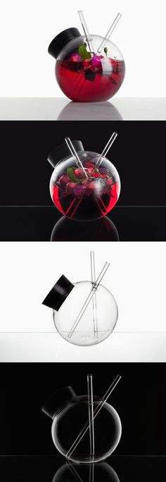 The younger brother of the popular Halm upside down glass, #Quido is the newest…