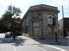 Vanishing Montreal: Narrow Montréal Étroite : Molson Bank  (On-going -...