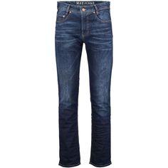 MAC Jeans 'Jog'n Jeans' ► Die Jeans JOG'N JEANS von MAC verbreitet mit ihrer Waschung und gewollten Tragefalten authentischen Vintageflair. Sie sitzt soft und ist mit einem geringen Elasthananteil ausgestattet, der einen optimalen Tragekomfort verspricht.