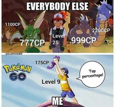 I actually was the kid that raised a Raticate to level 74. Top percentage